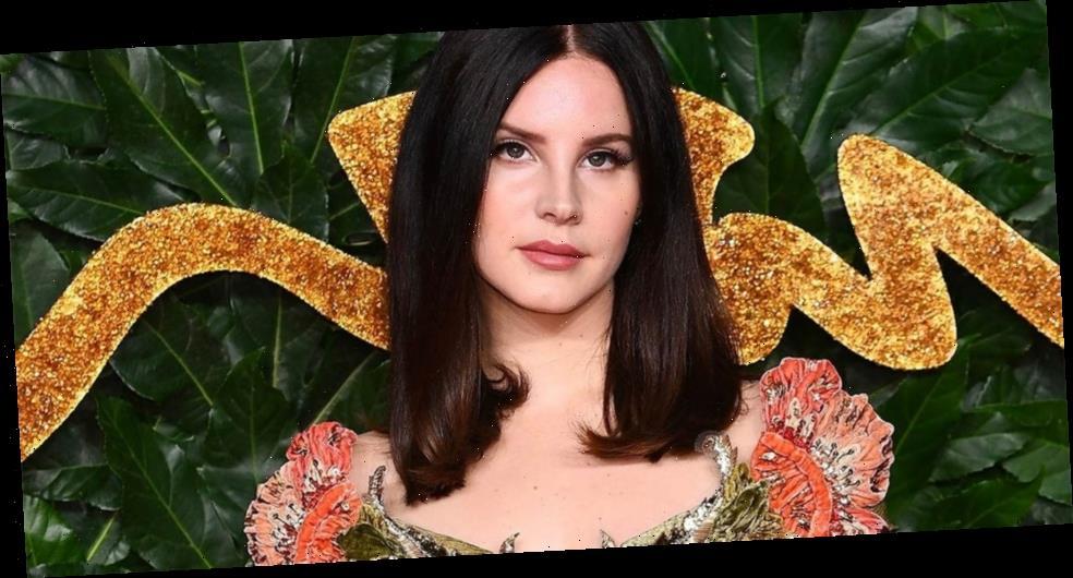 Lana Del Rey Addresses Infamous Mesh Face Mask