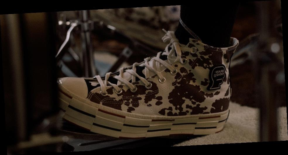 Brain Dead's Converse Chuck 70 and Bosey Ox Deliver Head-Turning Deconstruction