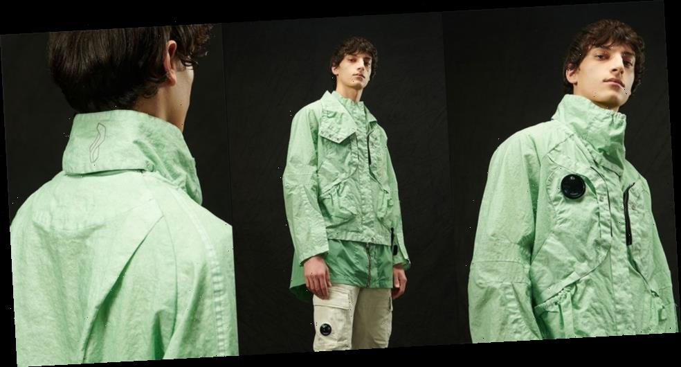 Kiko Kostadinov and C.P. Company's Transforming Jacket Is Inspired by British Mod Culture