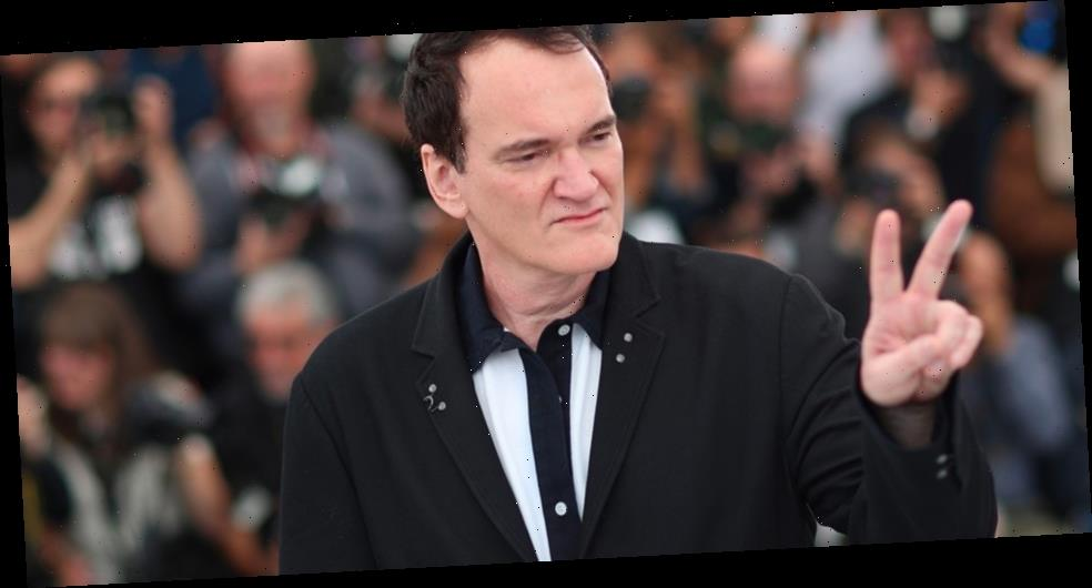 Quentin Tarantino to Write 'Once Upon a Time in Hollywood' Novel Adaptation