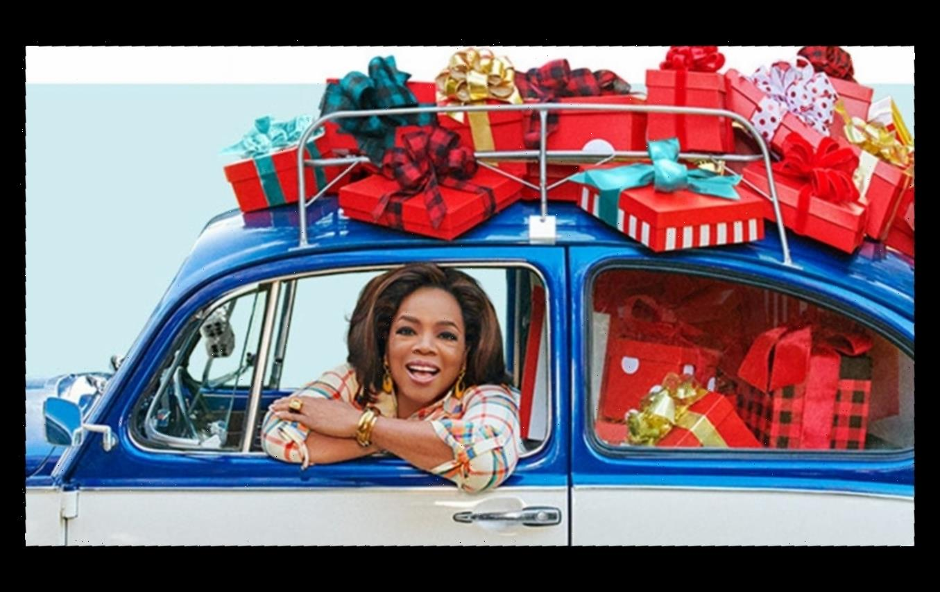 Oprah's Favorite Things 2020 Is Here! Shop Her Holiday Gifting Picks