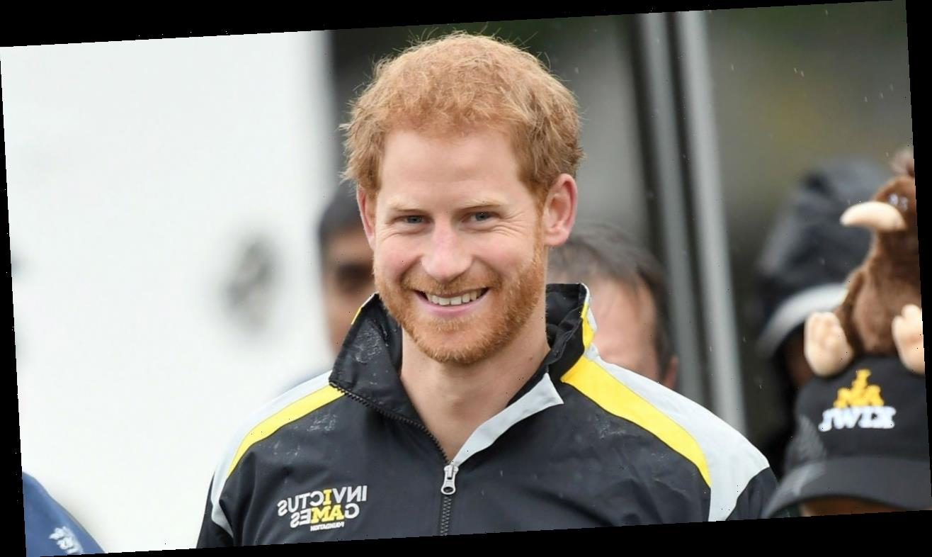 Prince Harry Quietly Volunteers at Non-Profit in Los Angeles