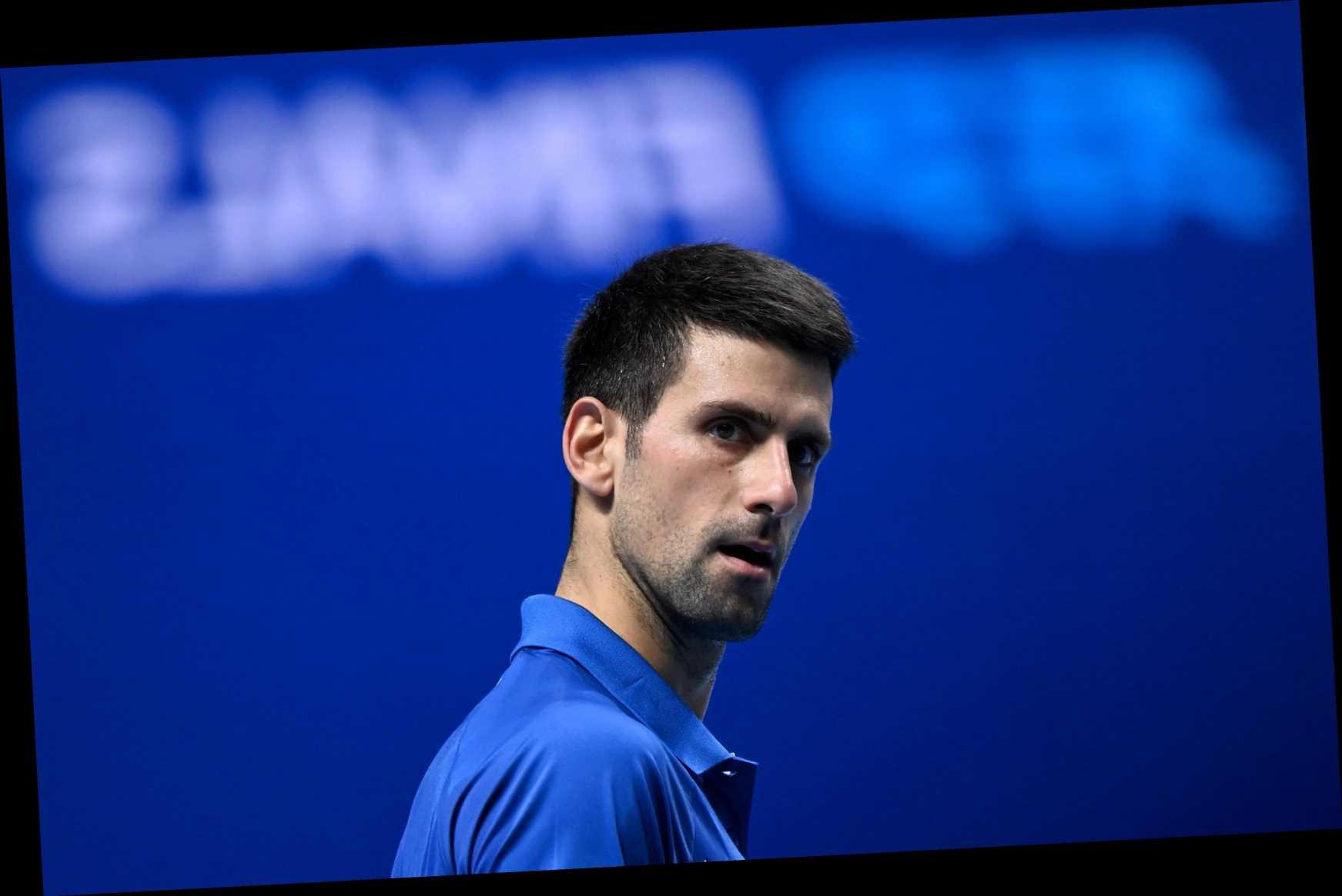 Dominic Thiem vs Novak Djokovic LIVE: ATP Finals 2020 latest updates