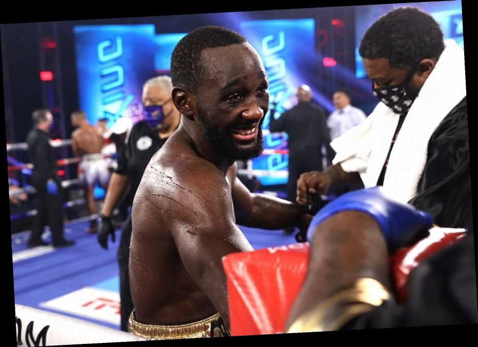 Crawford vs Brook result: 'Bud' retains title after fourth-round stoppage