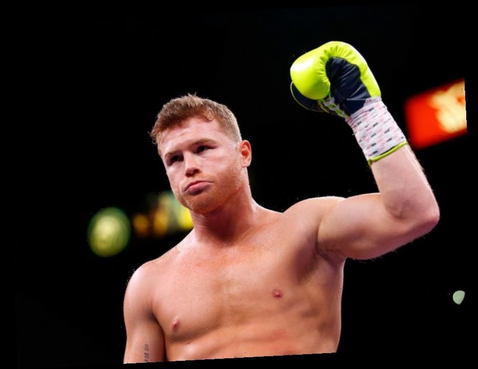 Canelo Alvarez to fight Callum Smith next month for WBA super middleweight title
