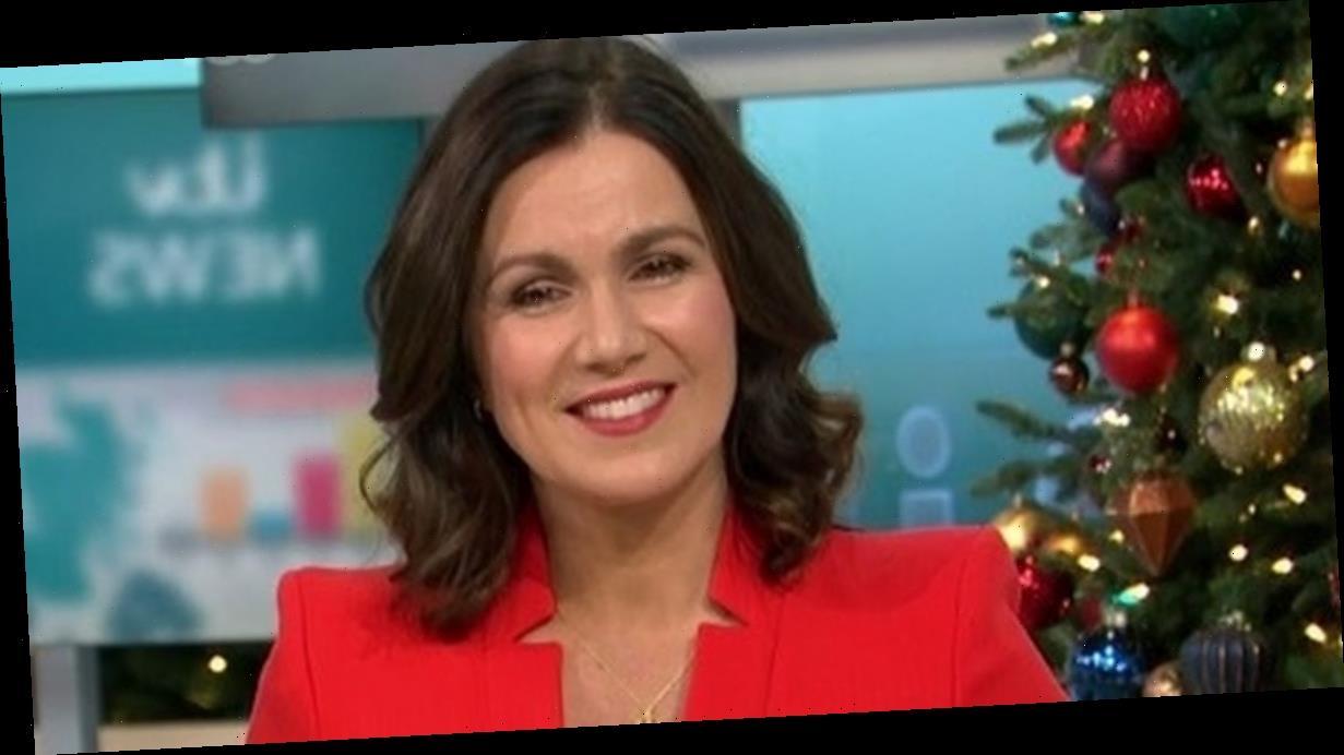 Inside Susanna Reid's dating history as GMB bombshell is single for Christmas