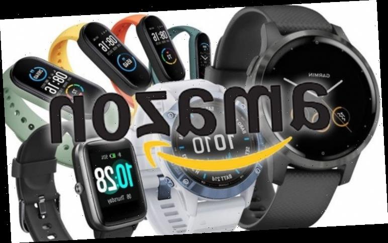 Amazon smart watch deals – all you need about Amazon's best selling smart watches.