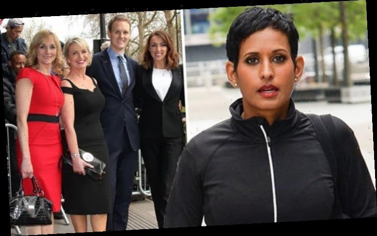 Naga Munchetty bids farewell as colleague exits BBC Breakfast for 'new adventure'
