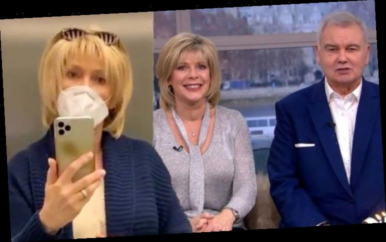 Ruth Langsford addresses QVC absence amid axe from This Morning: 'Busy celebrating'