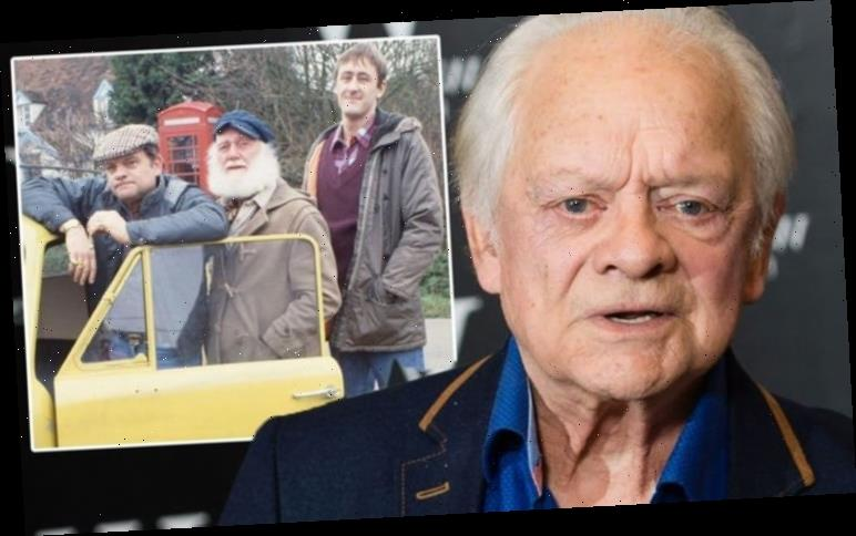 David Jason details how Only Fools and Horses role is taking a toll on him: 'The downside'