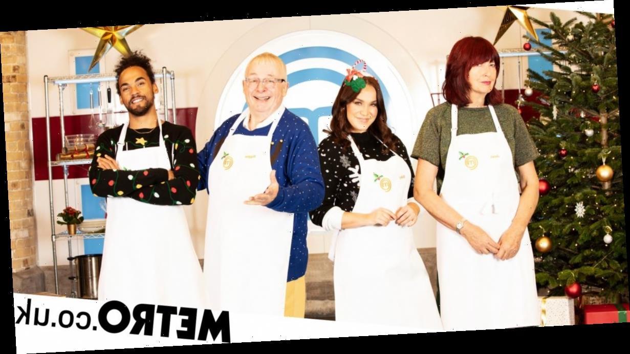 Celebrity Masterchef Christmas Cook-Off winner crowned