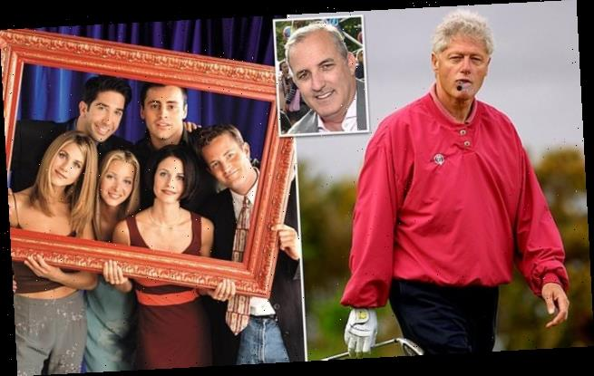 Bill Clinton had adviser explain the hit TV show Friends to him