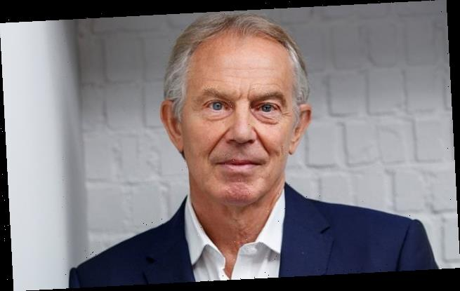 Tony Blair calls for the UK to scrap two-dose vaccine strategy