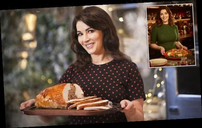 No turkey for Nigella! Chef reveals she's parting with tradition