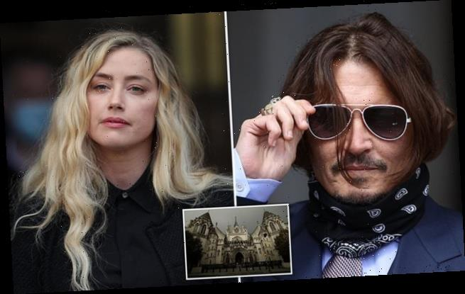 Lawyers for Johnny Depp tell court he 'did not receive a fair trial'