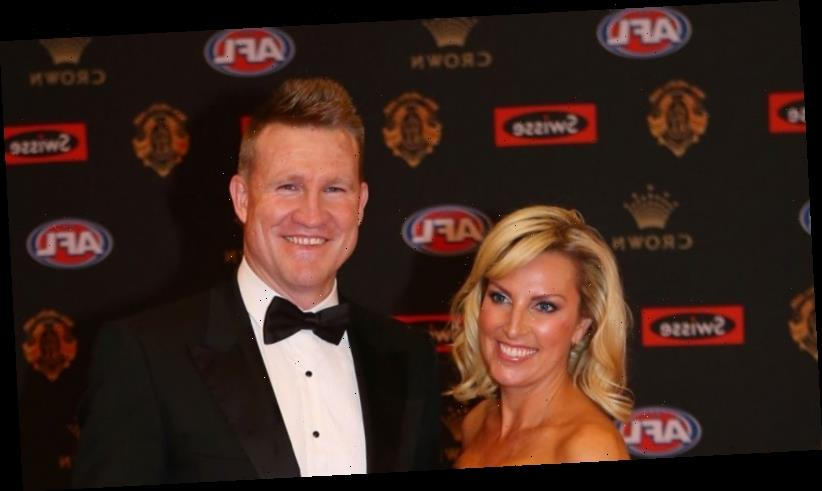 'Tough and challenging year': Tania and Nathan Buckley call it quits