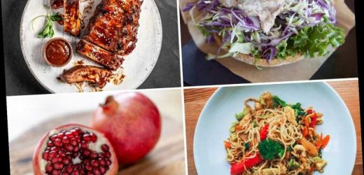 What foods should you eat at New Year for a lucky 2021? From black-eyed peas to pomegranate seeds