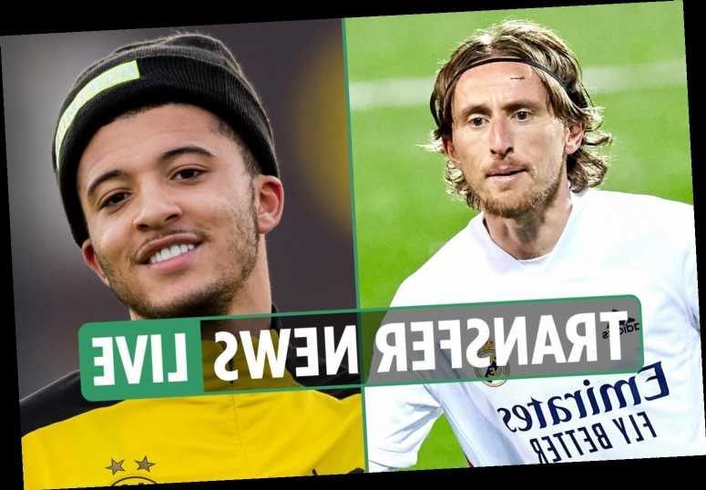 Transfer news LIVE: Man Utd, Chelsea, Liverpool, Spurs, Juventus, Real Madrid latest updates