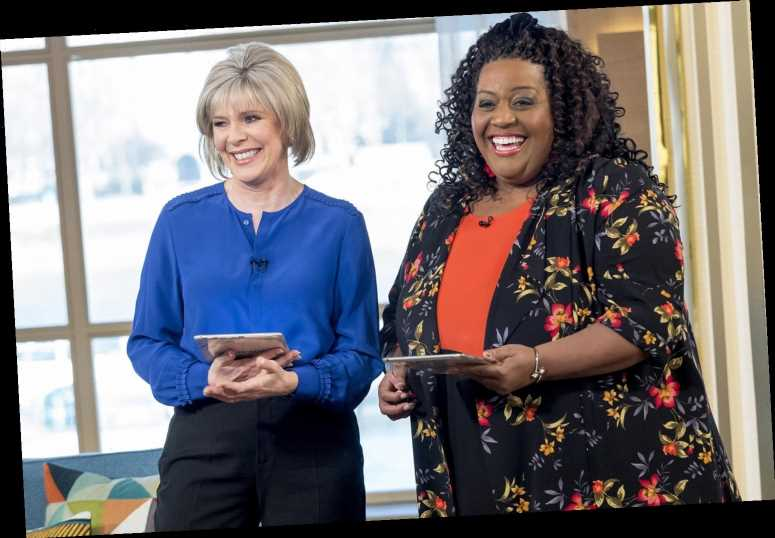 Alison Hammond 'turned down role to replace Ruth Langsford on This Morning' before finally accepting
