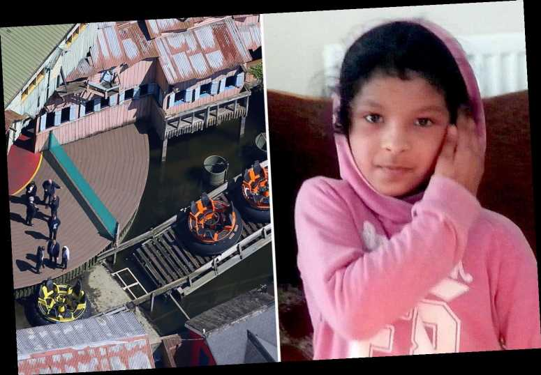 Girl, 11, drowned on school trip after being 'jolted' from water ride at Drayton Manor theme park