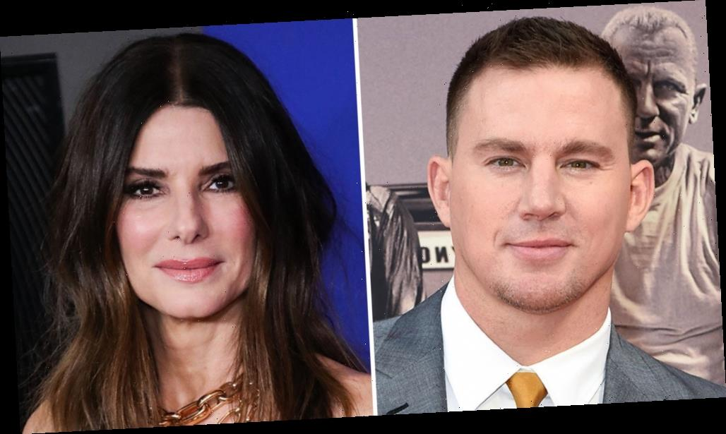 'The Lost City of D': Channing Tatum Joins Sandra Bullock In Paramount Film