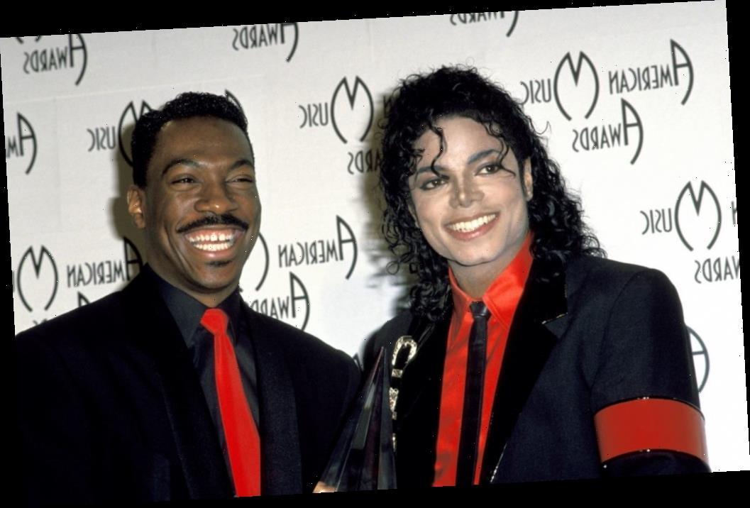 Eddie Murphy on His Michael Jackson Impression: What Did the Pop Legend Think?
