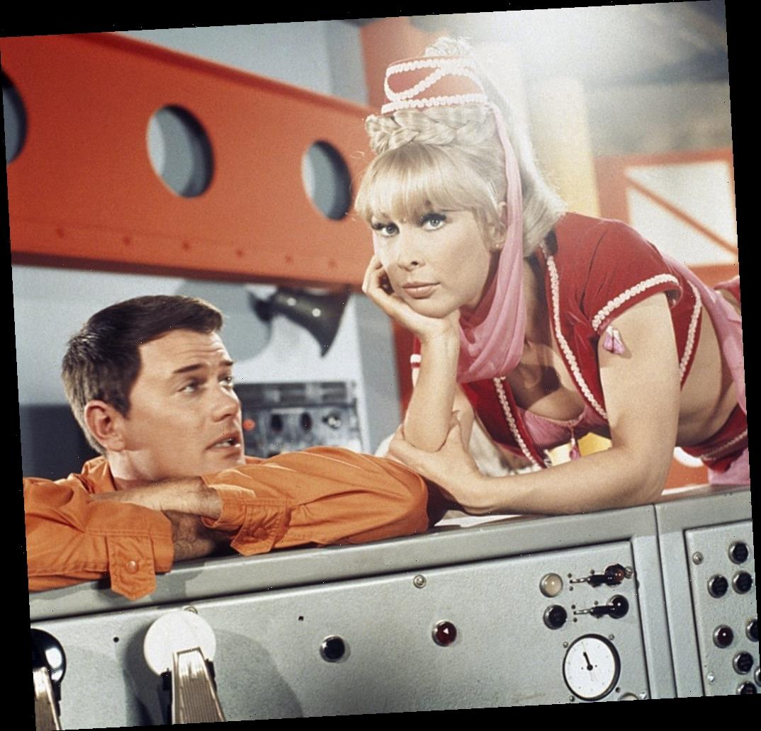 'I Dream of Jeannie': Why Barbara Eden Said Larry Hagman Was Like 'A Very Talented, Troubled Child'