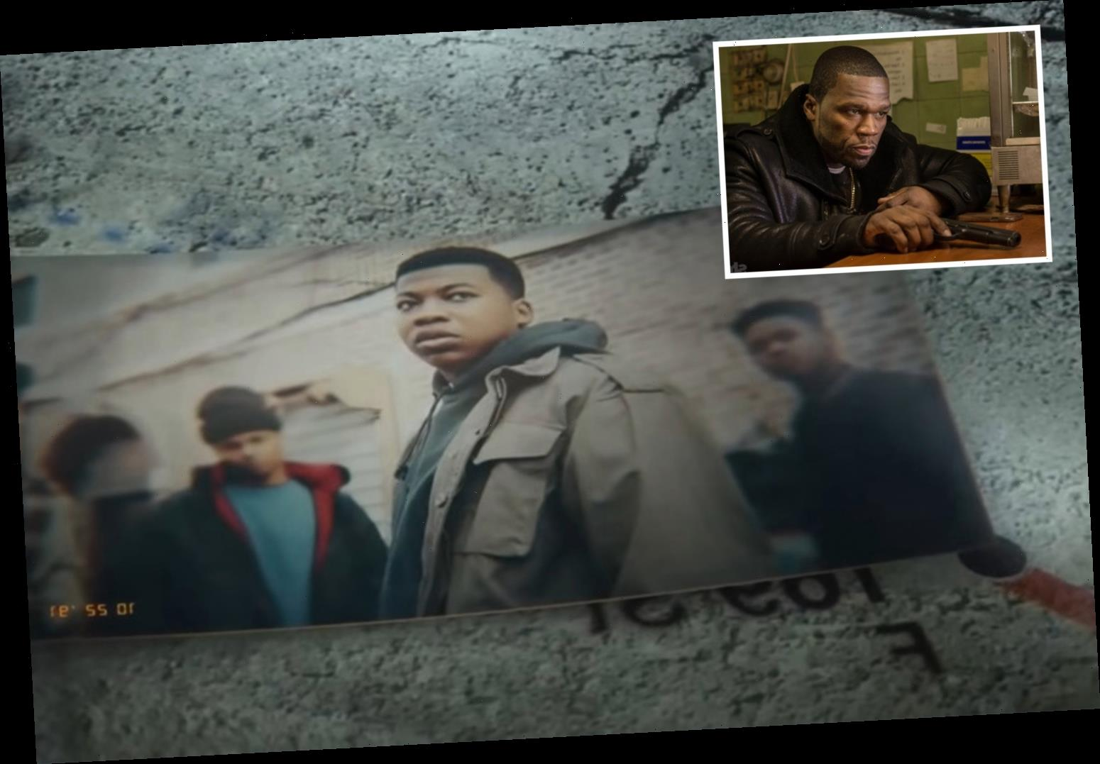 Power Book III: Raising Kanan gets first look trailer at 50 Cent's character's teen years