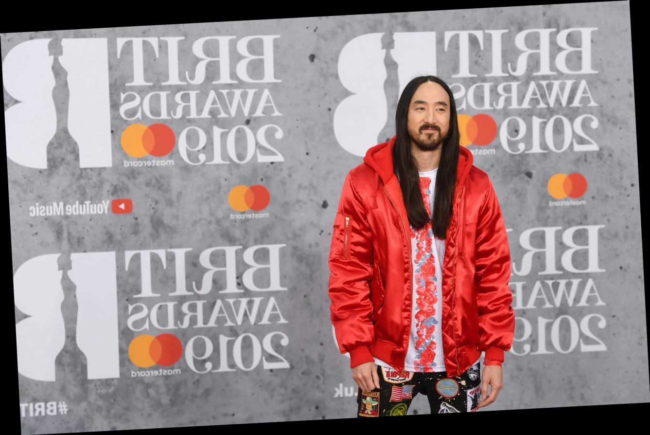 Who is Steve Aoki and what is his net worth?