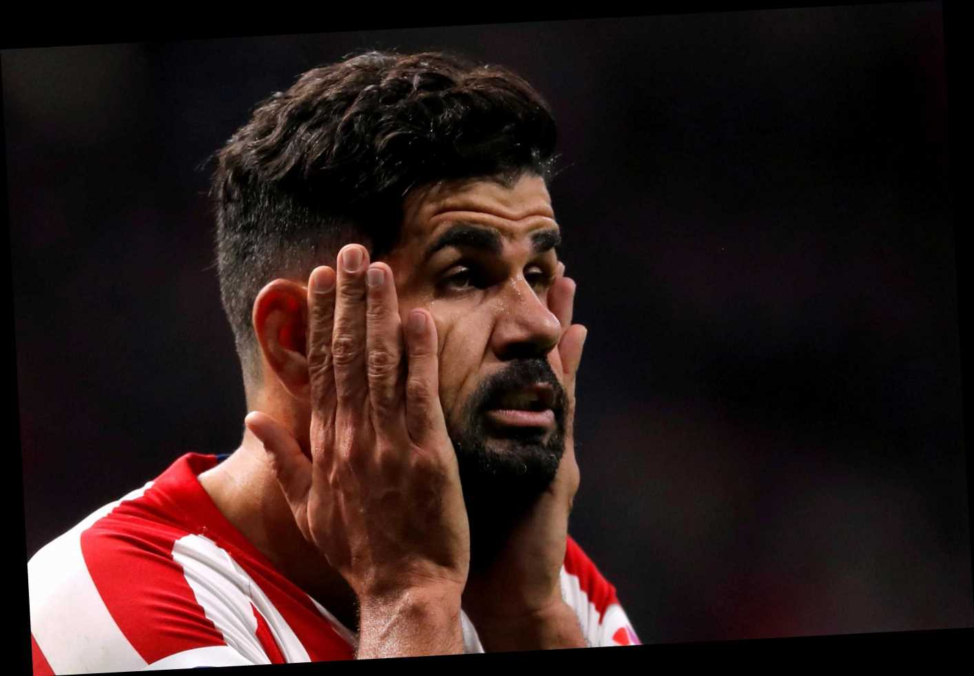 Diego Costa 'asks Atletico Madrid to TERMINATE his contract in January for personal reasons' in transfer bombshell