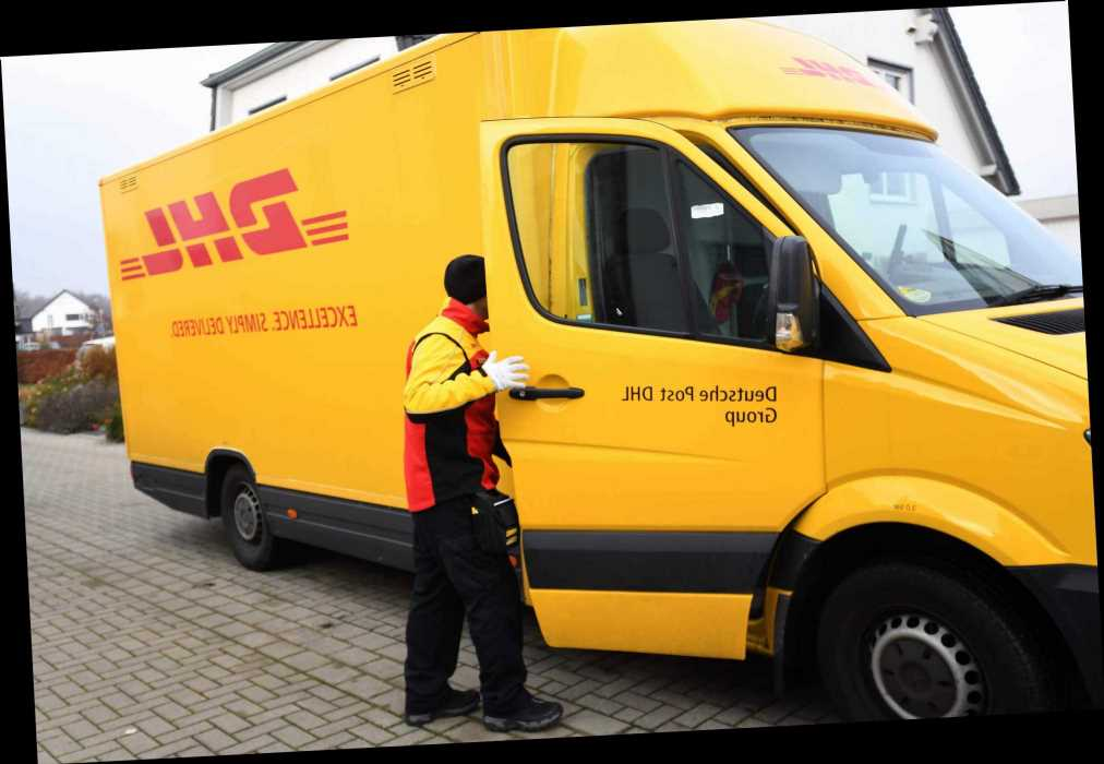 DHL suspends road services into UK threatening Christmas deliveries amid travel ban chaos