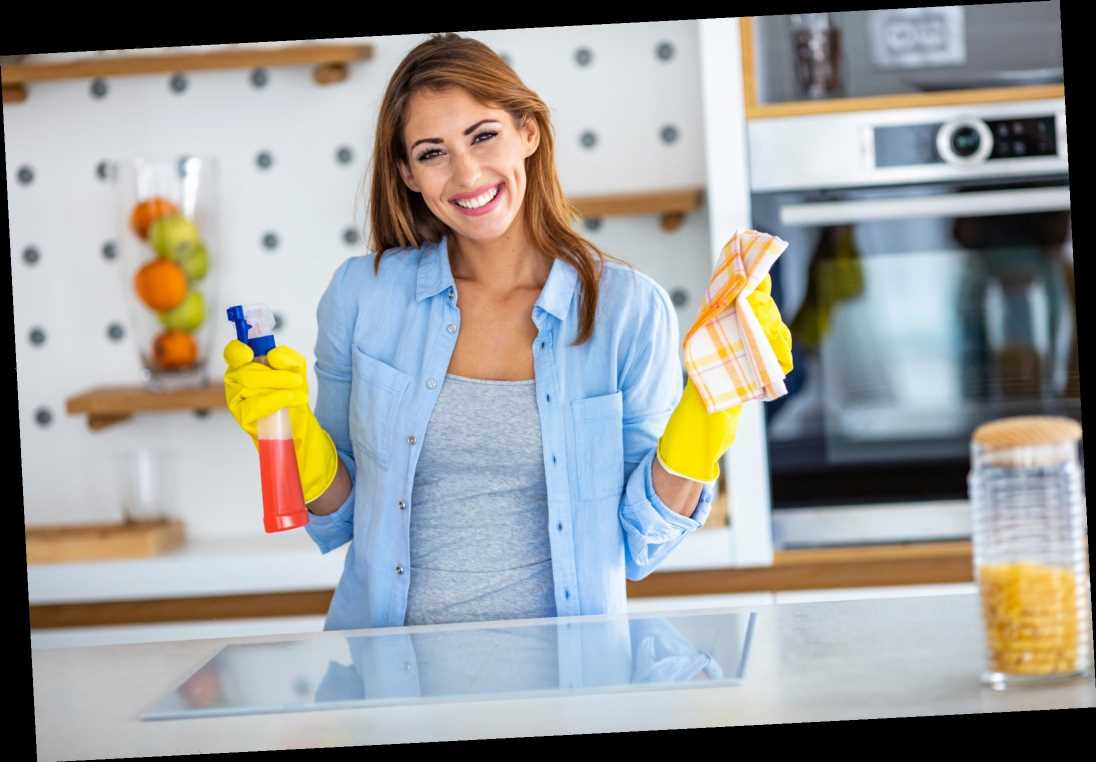 Cleaning experts reveal the right way to wipe your counters – and the 'S' method is key