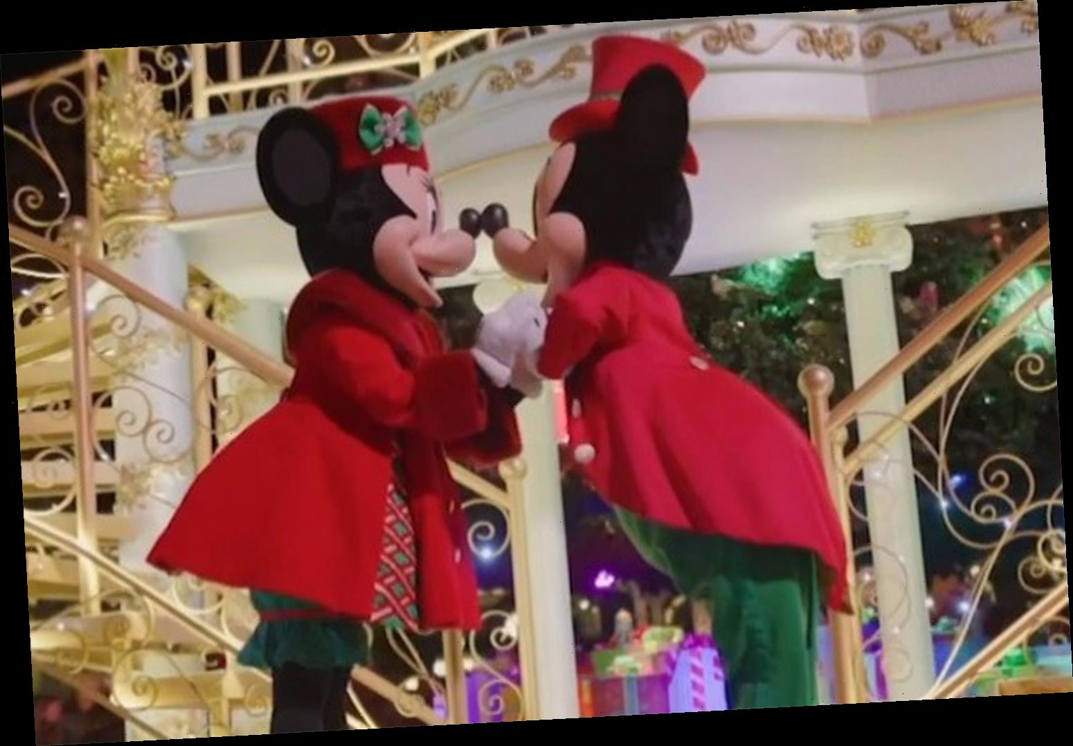 Disneyland Paris launches free digital advent calendar – with daily activities to keep the kids entertained