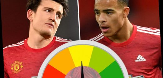Man Utd player ratings: Maguire back to his best, Pogba mucks in but Greenwood well off form