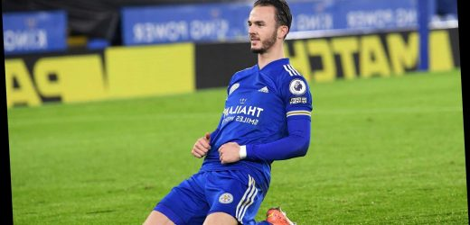 James Maddison got more points this weekend than the other top 19 midfielders combined