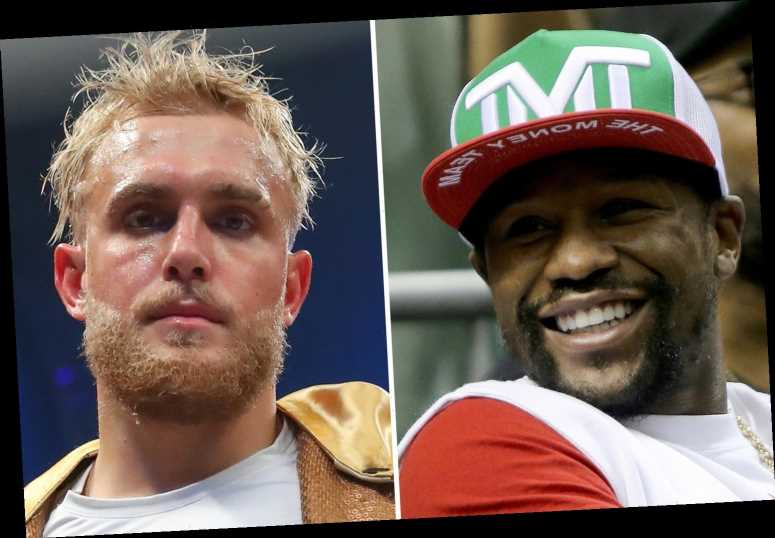 Jake Paul says he was 'selected by the gods to be new Mayweather' and tells boxers to 'date famous girls' for promotion