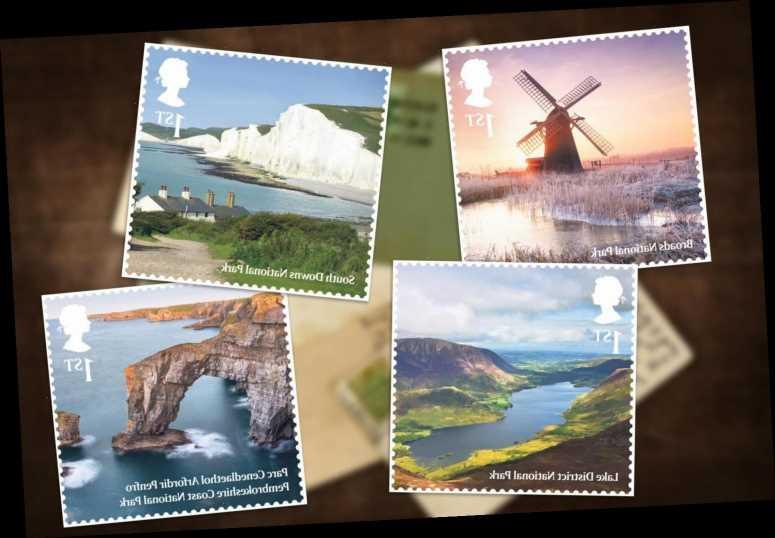 Royal Mail's first Special Stamps issue of 2021 celebrates our National Parks