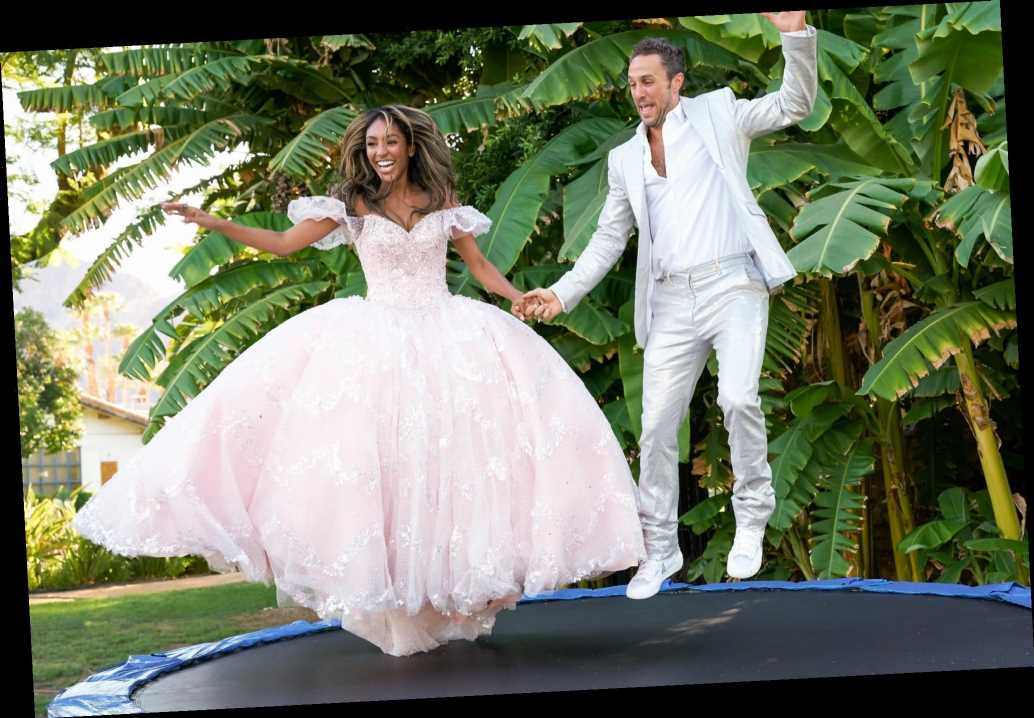 'The Bachelorette' Week 8: Tayshia's suitors expose themselves