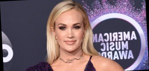 Carrie Underwood Has an Epic Christmas Baking Fail: 'If 2020 Was a Pecan Pie'