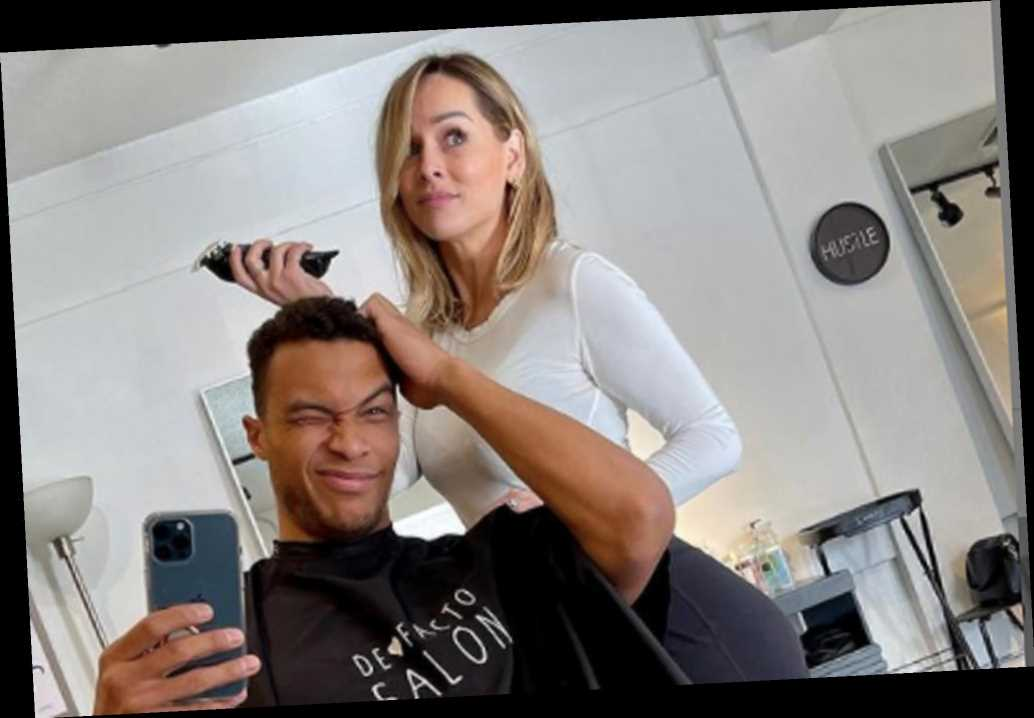 Clare Crawley cuts fiancé Dale Moss' hair in 'monumental step'