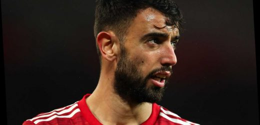 Bruno Fernandes set for new Man Utd contract talks to double wages to £200k after flying start at Old Trafford