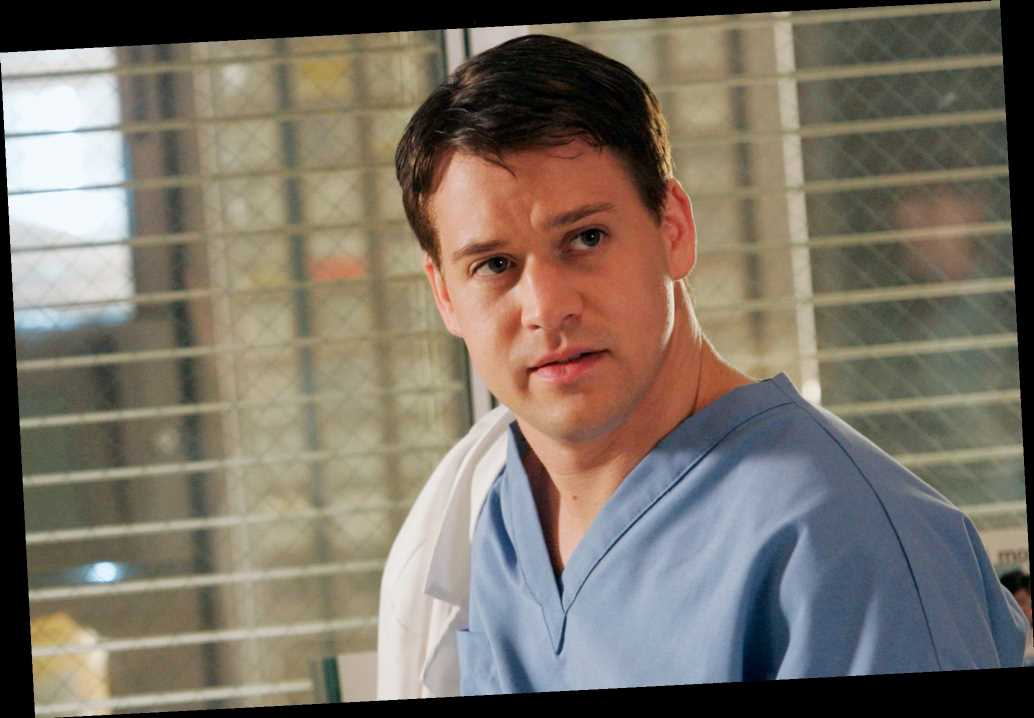 T.R. Knight Says 'George O'Malley Will Always Claim My Heart' After Surprising Grey's Anatomy Episode