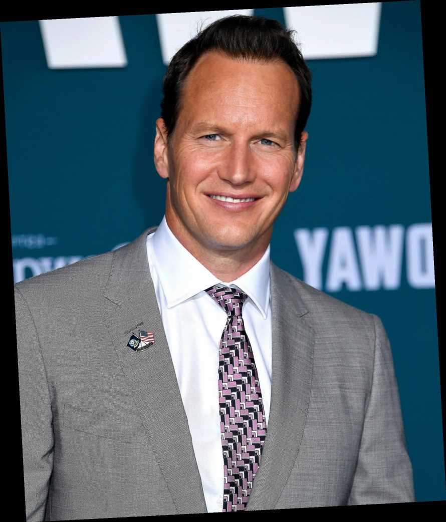 Patrick Wilson Welcomes New Dog Named Eddie Van Wilson Into His Family: 'Named by My Kids'