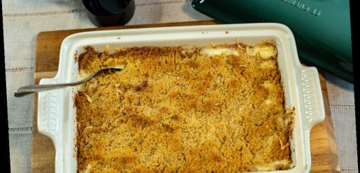 We Tried Ina Garten's Overnight Mac & Cheese & We Totally Get Why It Broke the Internet