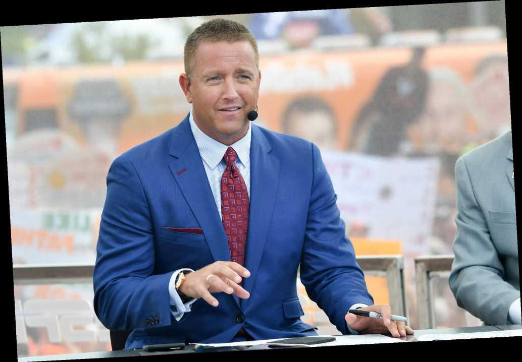 ESPN's Kirk Herbstreit apologizes for Michigan 'white flag' comments