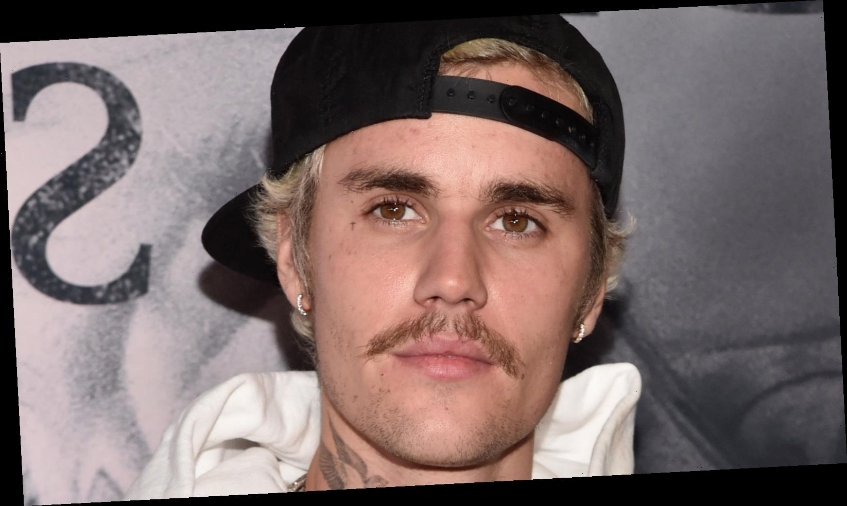 Justin Bieber reveals he's growing out his hair to look like this star