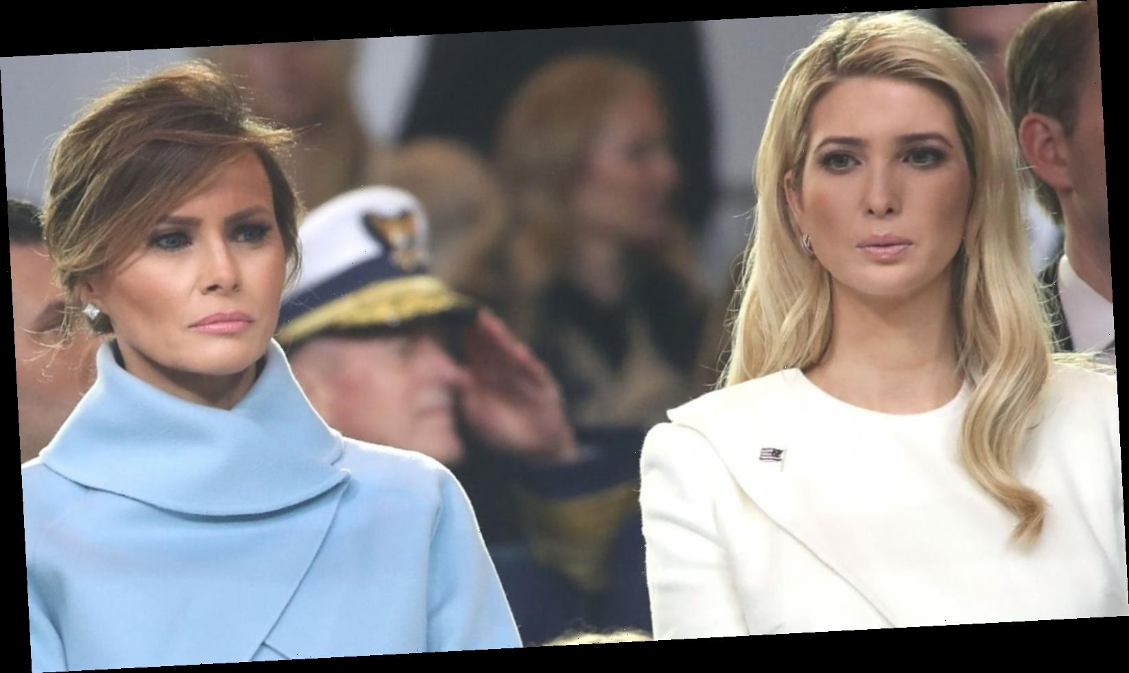 The Truth About The Ivanka/Melania Trump Feud