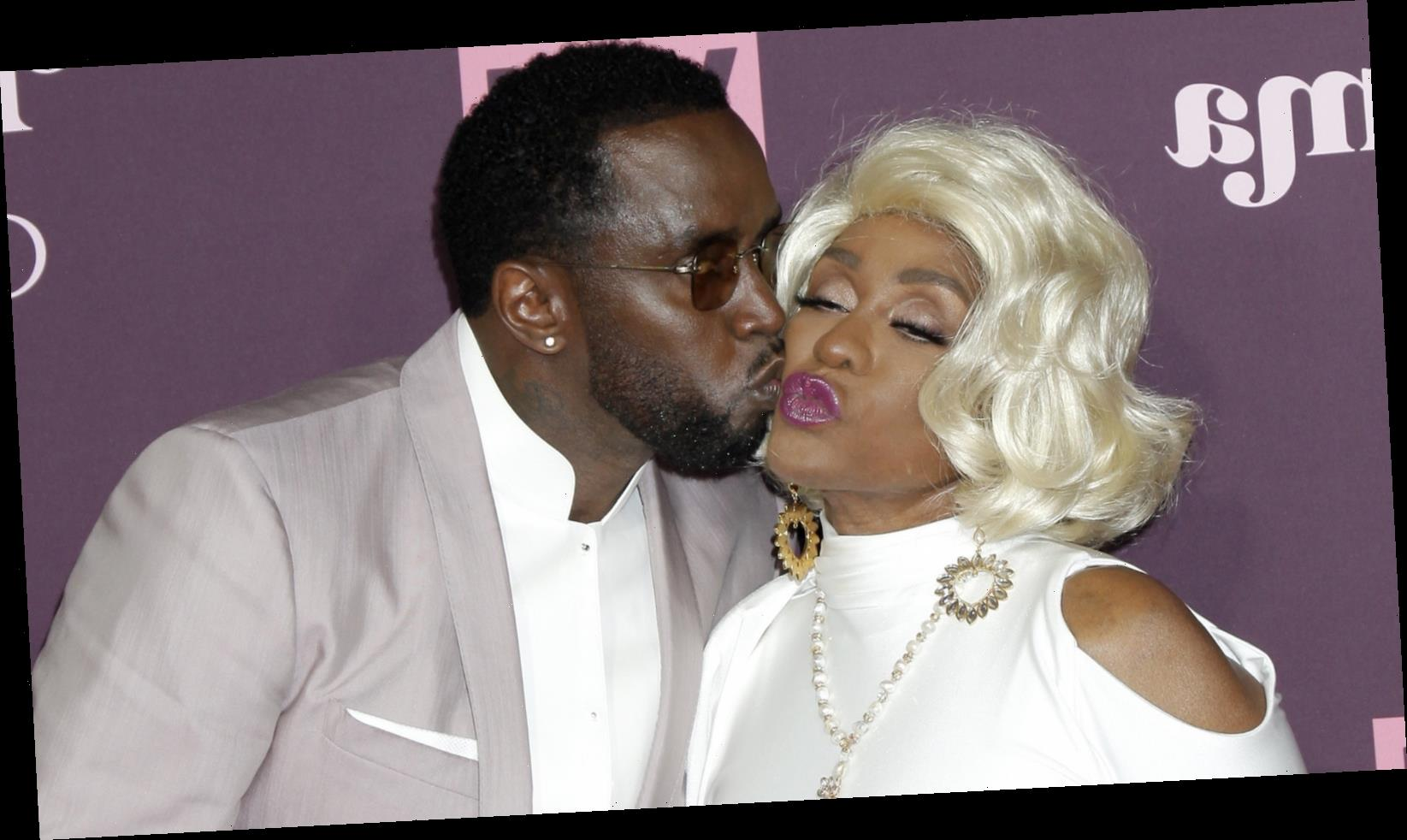 You Won't Believe What Diddy Gave His Mom For Her 80th Birthday