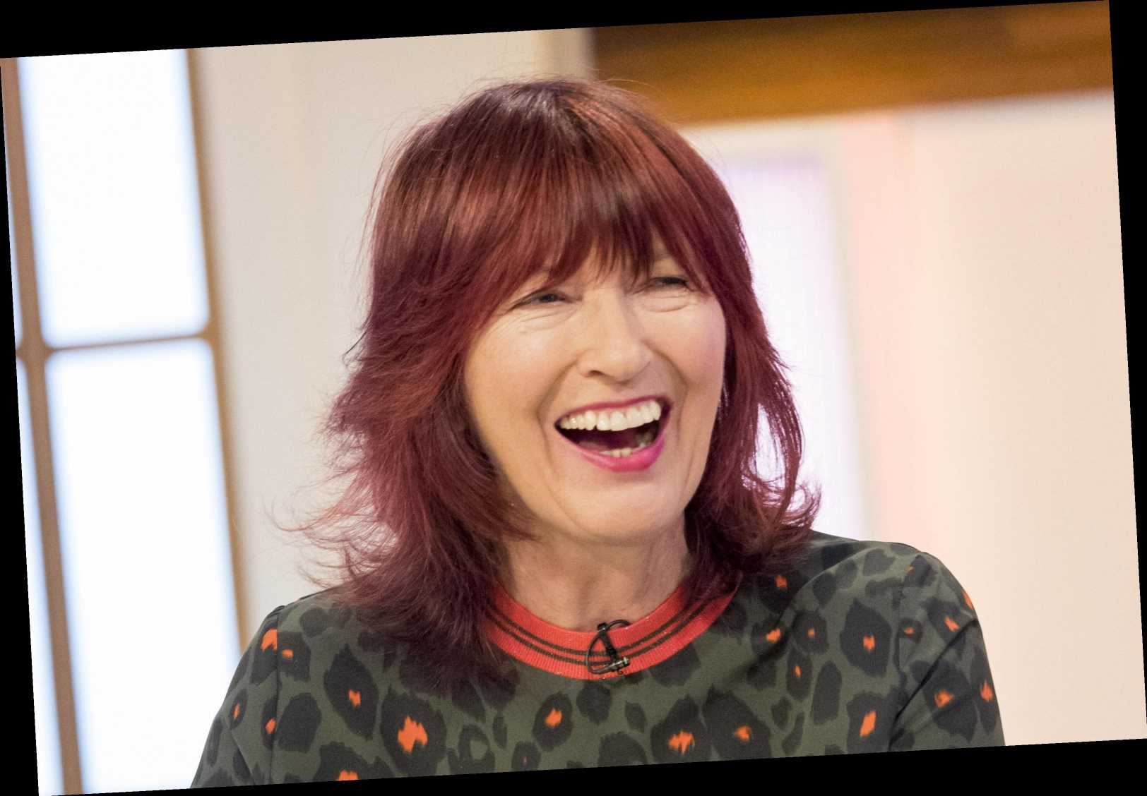 How old is Janet Street-Porter, why is she having a break from Loose Women and when was she on I'm A Celebrity?