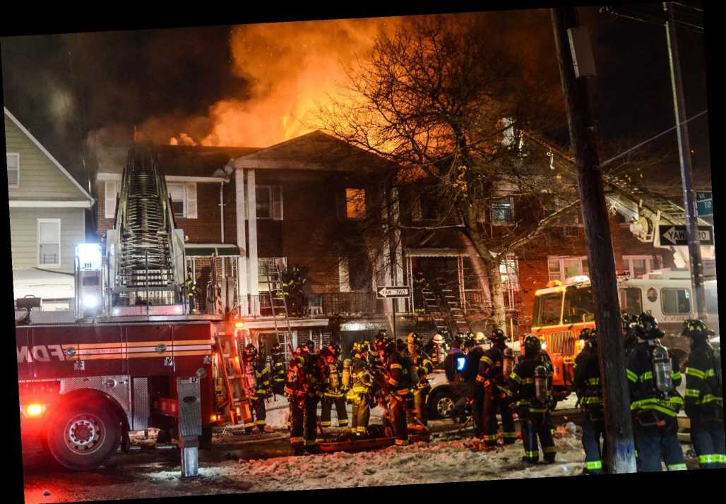 FDNY discovers accelerant at Queens building where fire killed three